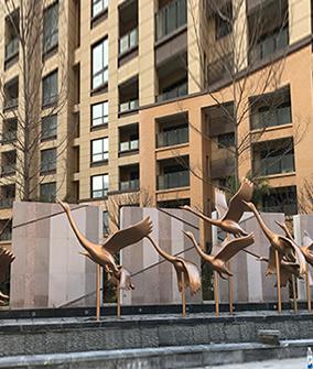 福州玻璃钢雕塑厂家