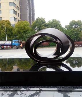 锻铜景观雕塑