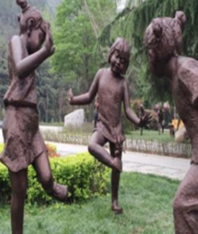 铸铜园林雕塑