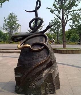 漳州锻铜雕塑